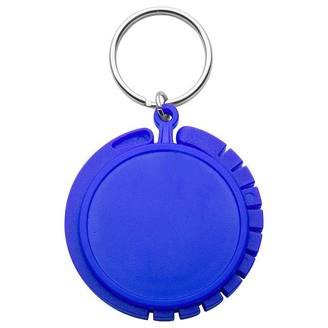 Foldy věšák na tašky - modrá