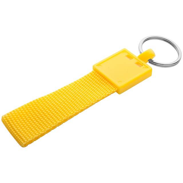 Schneller Schlüsselbund - Gelb