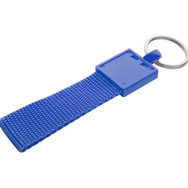 Schneller Schlüsselbund - blau