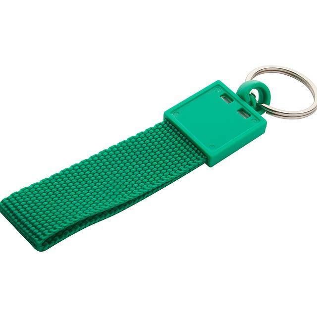Schneller Schlüsselbund - Grün