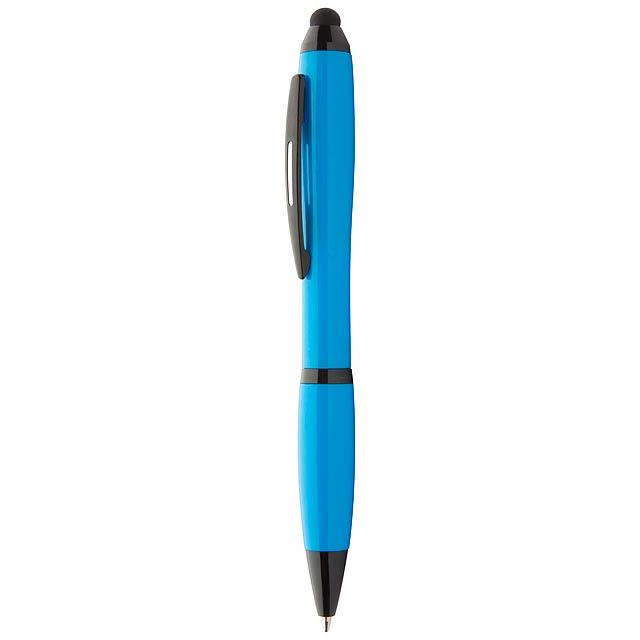 Bampy dotykové kuličkové pero - modrá