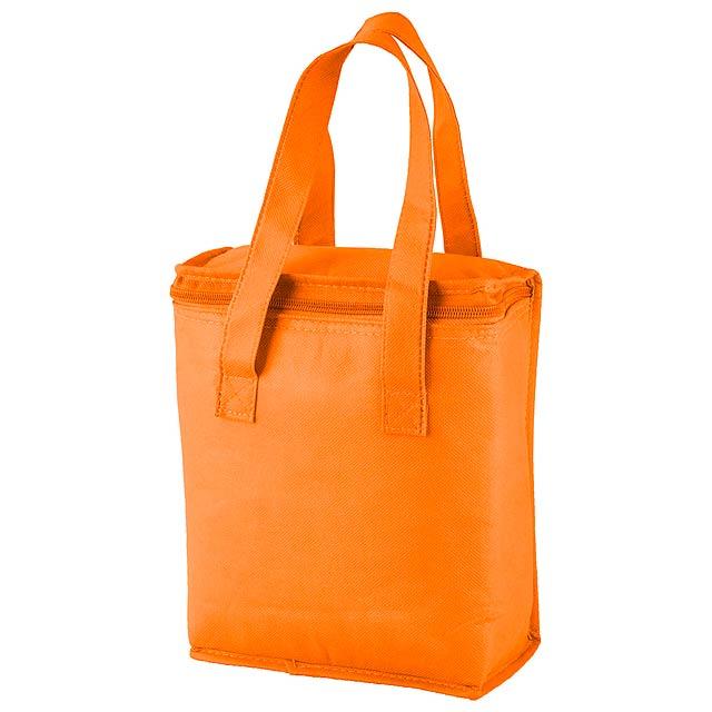 Fridrate chladící taška - oranžová