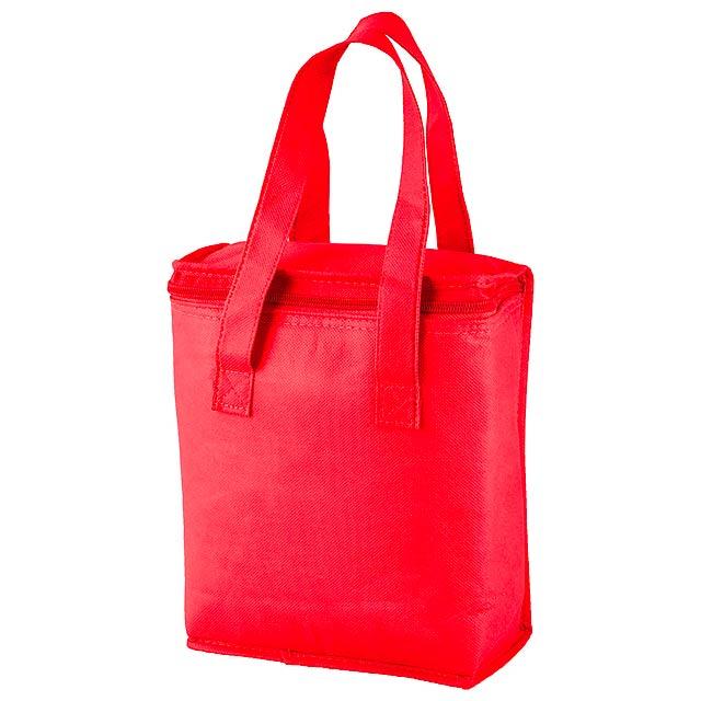 Fridrate chladící taška - červená
