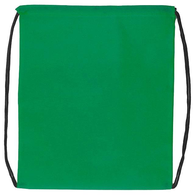 Pully vak se stahováním na šňůrku - zelená