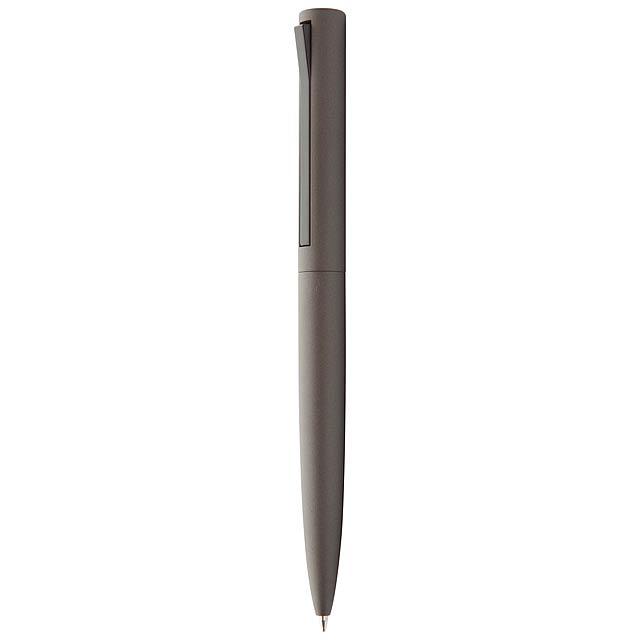 Rampant kuličkové pero - tmavě šedá