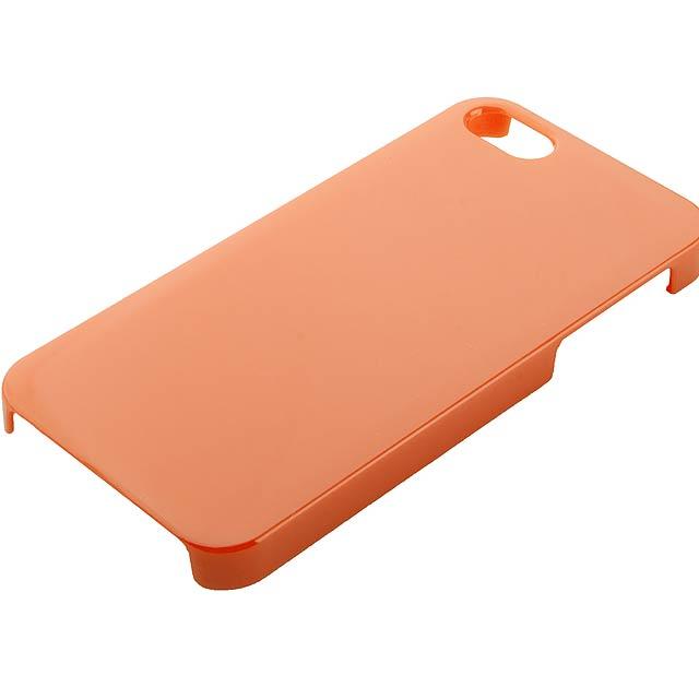 High Five iPhone® 5, 5S pouzdro - oranžová