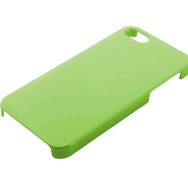 High Five iPhone® 5, 5S pouzdro - zelená