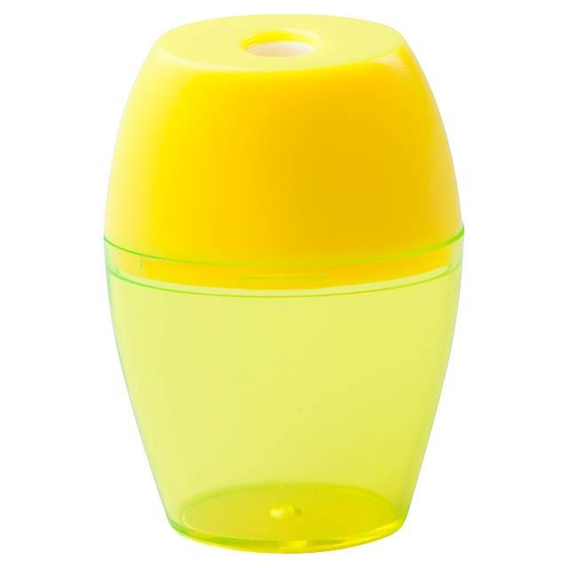 Tipped ořezávátko - žlutá