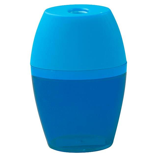 Spitzer - blau