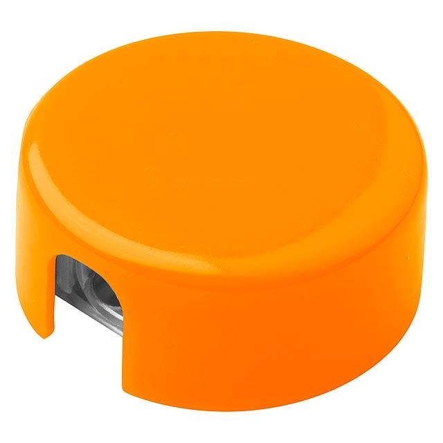 Spiked ořezávátko - oranžová