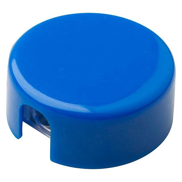 Spiked ořezávátko - modrá