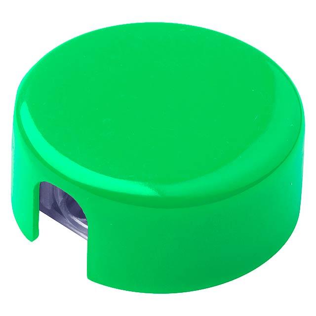Spiked ořezávátko - zelená