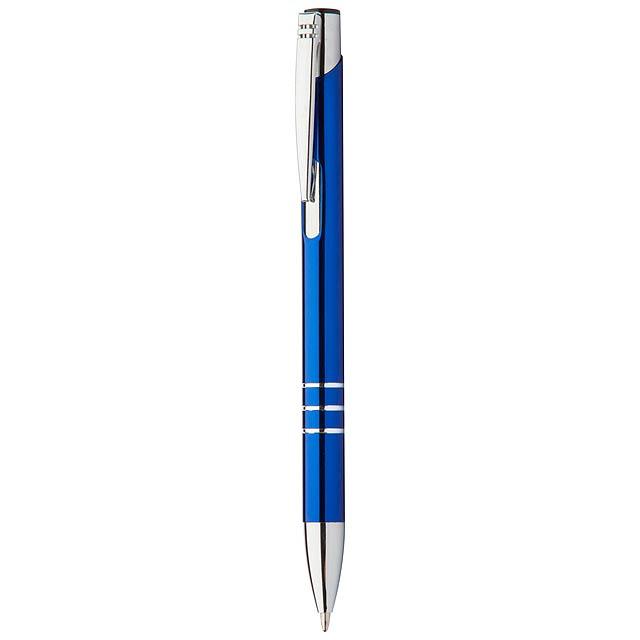Channel kuličkové pero - modrá