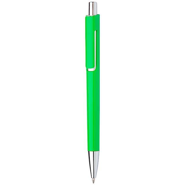 Insta kuličkové pero - zelená