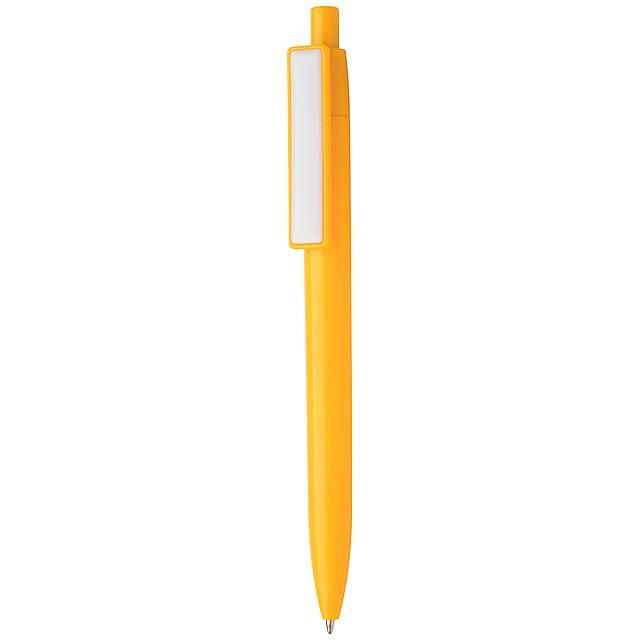 Duomo - Kugelschreiber - Gelb