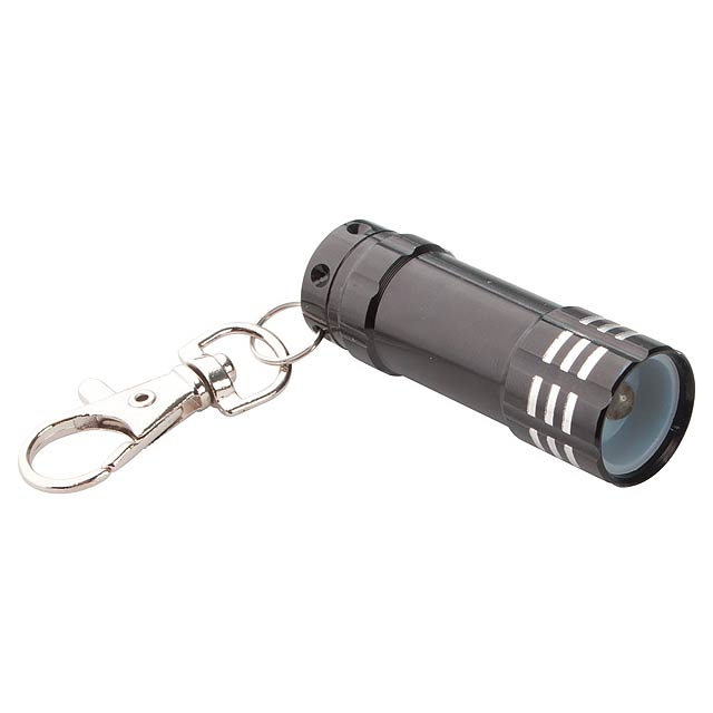Mini flashlight - black