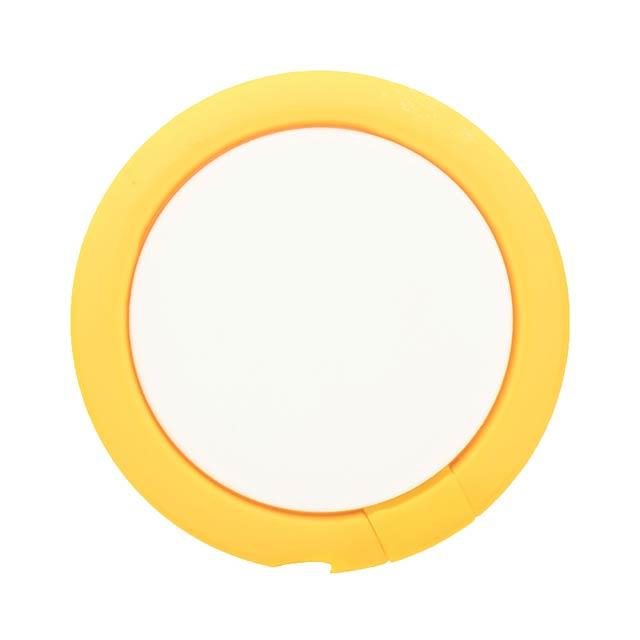 Cloxon stojánek na mobil - žlutá