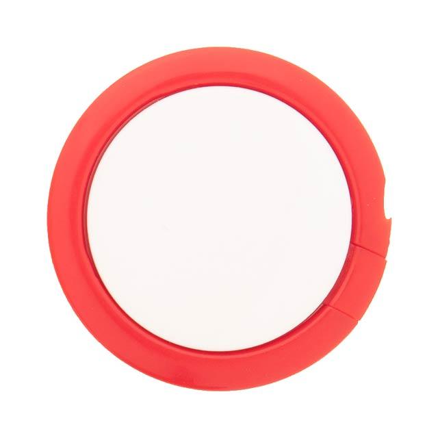 Cloxon stojánek na mobil - červená