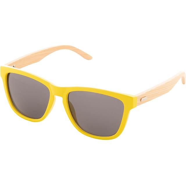 Colobus sluneční brýle - žlutá
