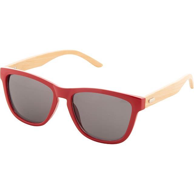 Colobus sluneční brýle - červená