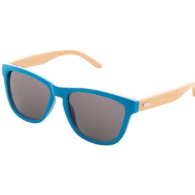 Colobus sluneční brýle - nebesky modrá