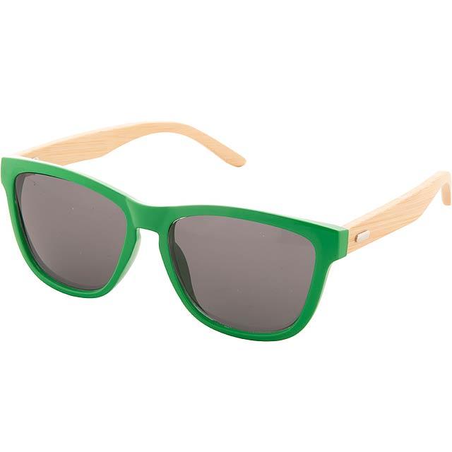 Colobus sluneční brýle - zelená