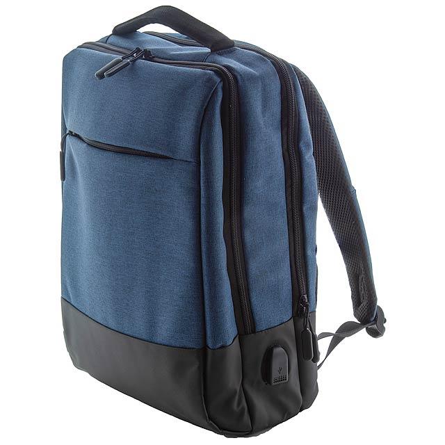 Bezos batoh - modrá