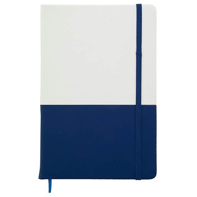 Duonote blok - modrá
