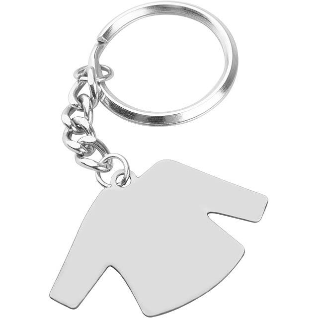 Schlüsselbund des Bewahrers - Silber