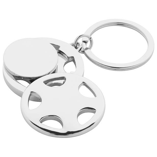 Dromo přívěšek na klíče - multicolor