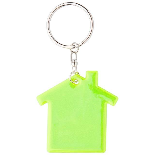 Abrax přívěšek na klíče - žlutá