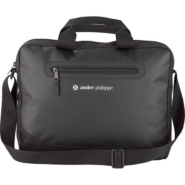 Quimper D taška na dokumenty - černá