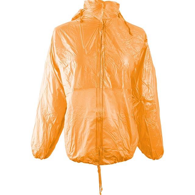 Thunder pláštěnka - oranžová