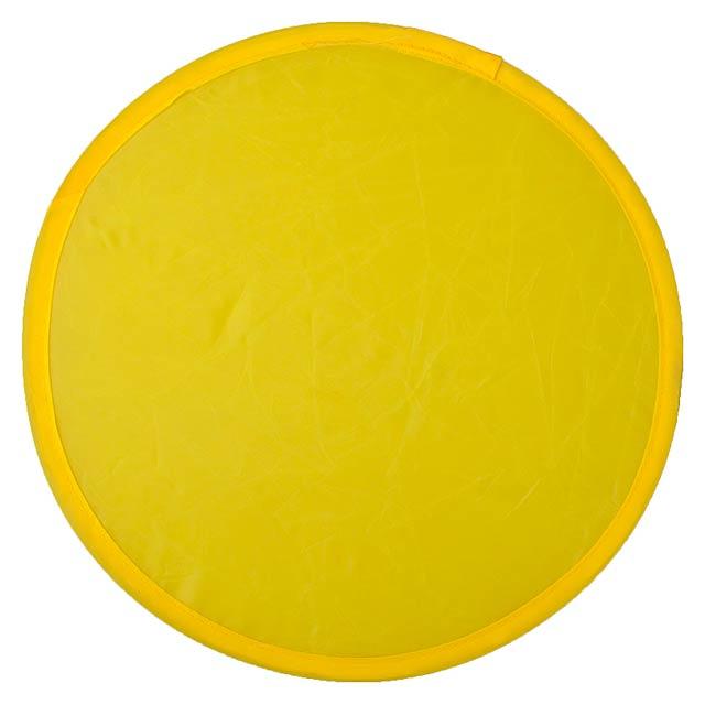 Pocket létající talíř do kapsy - žltá