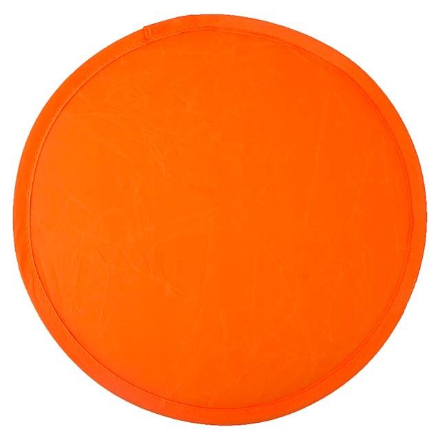 Pocket létající talíř do kapsy - oranžová