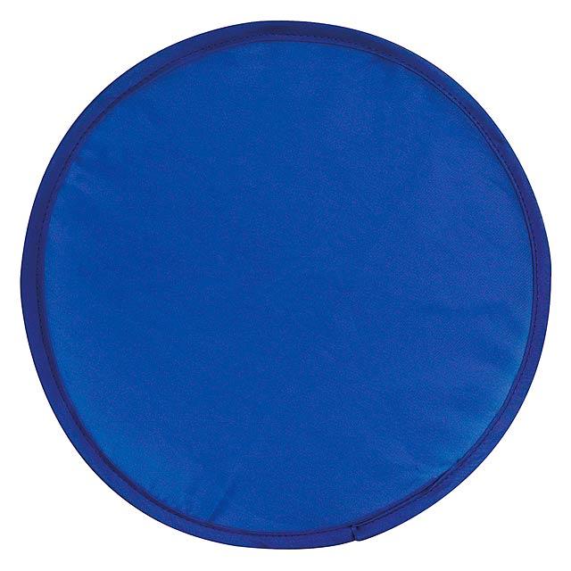Pocket létající talíř do kapsy - modrá