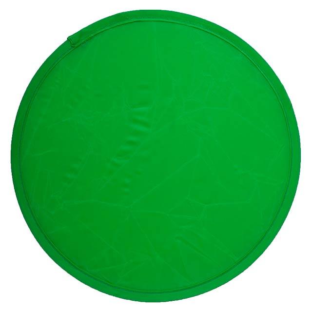 Pocket létající talíř do kapsy - zelená