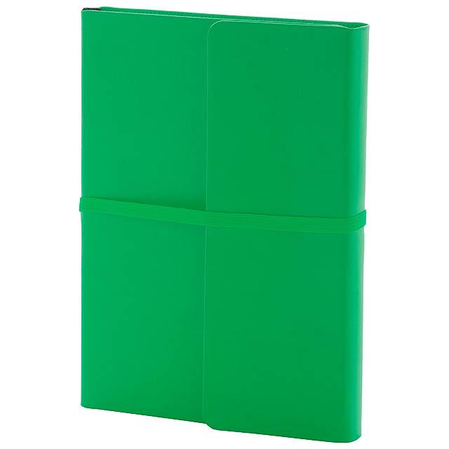 Clapp blok - zelená