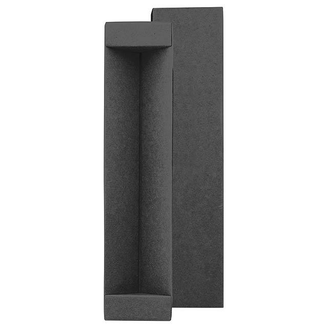 Kyra krabička na pero - černá