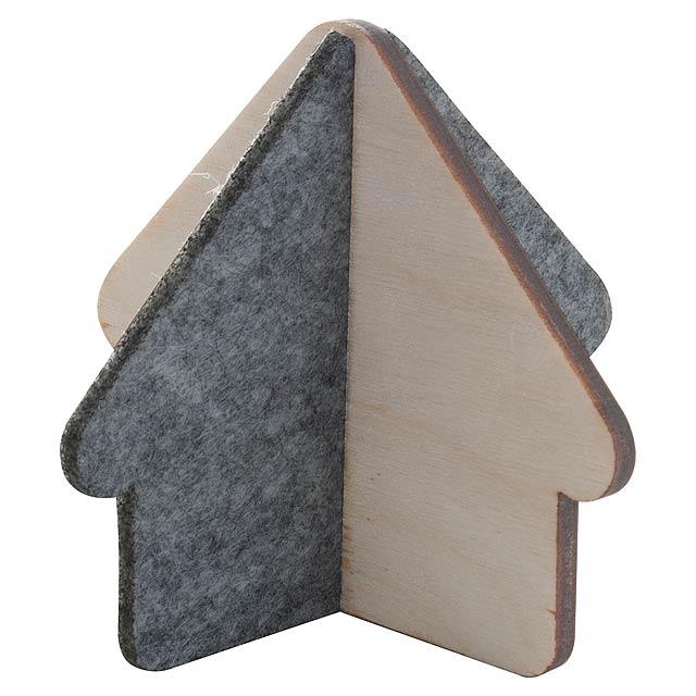 Hutty domeček - dřevo