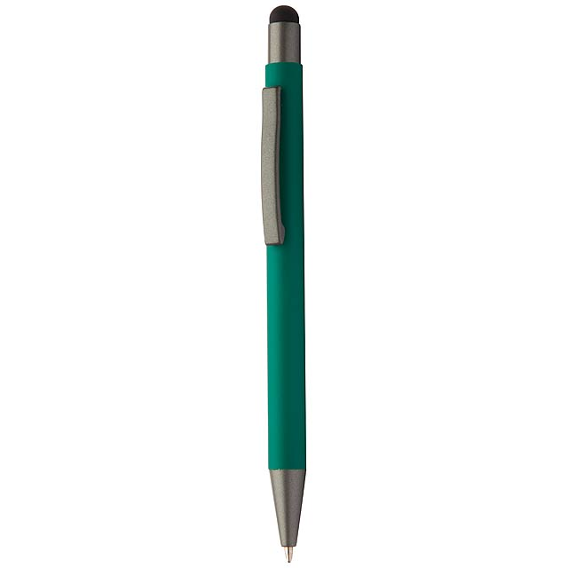 Hevea dotykové kuličkové pero - zelená