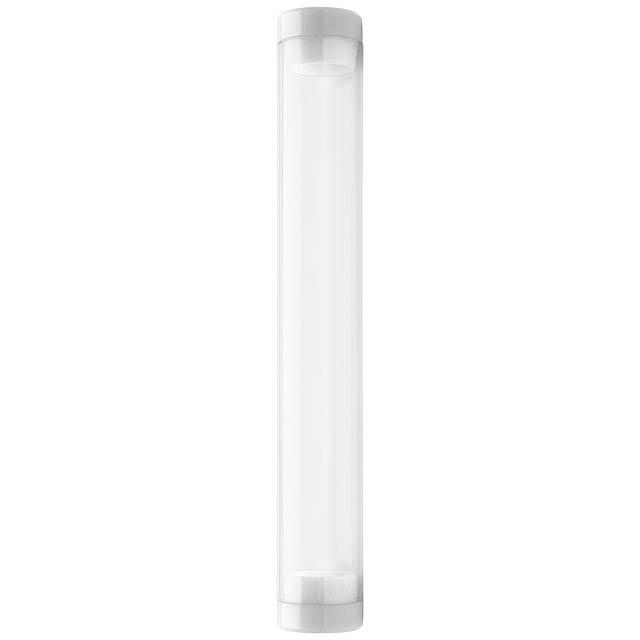 Crube tuba na pera - bílá