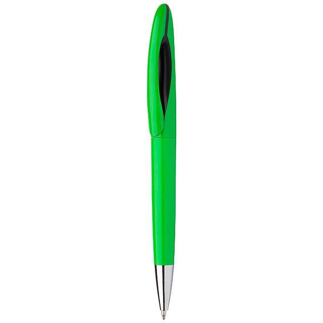 Swandy kuličkové pero - zelená