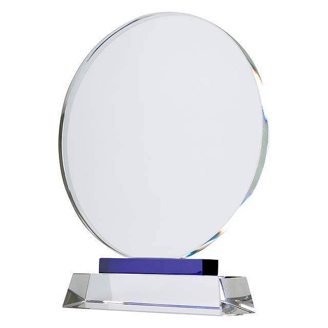 Tournament křišťálová trofej - transparentní