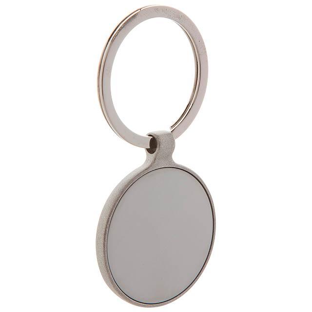 Steyr přívěšek na klíče - stříbrná