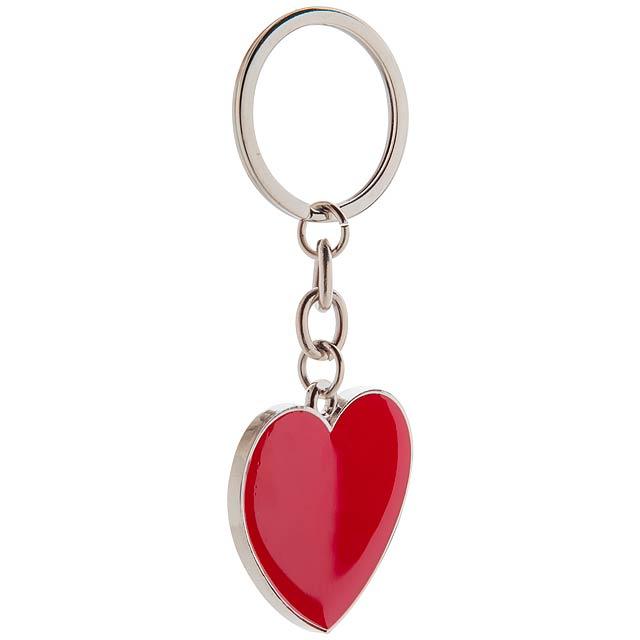 Valentine přívěšek na klíče - multicolor