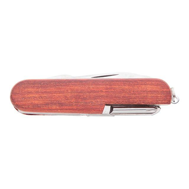 Baikal kapesní nůž - hnědá