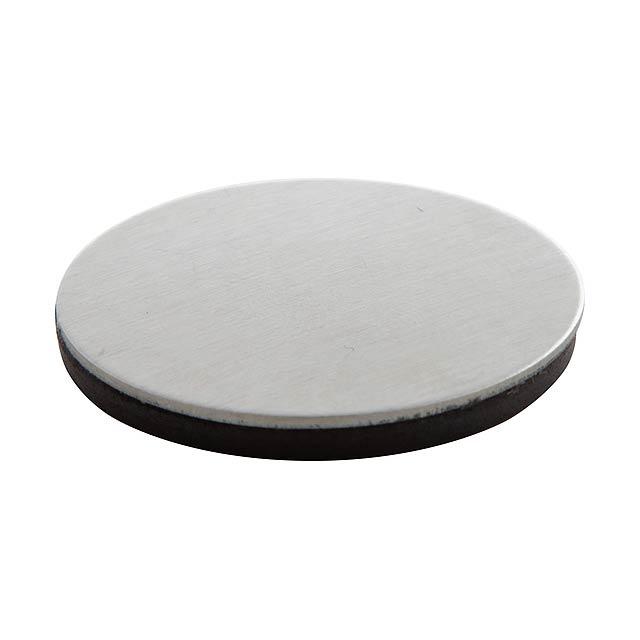 SteelMag magnetka na lednici - stříbrná