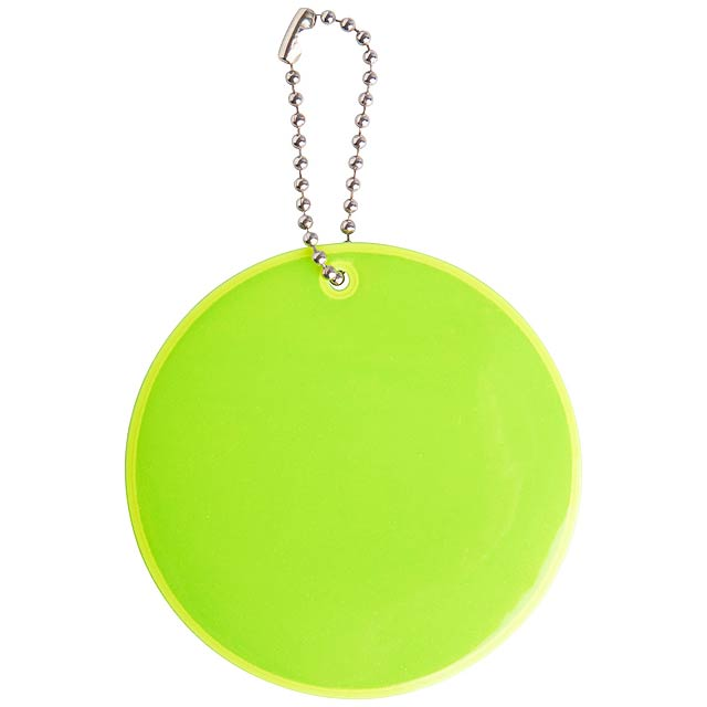 Candid - reflective keyring - multicolor
