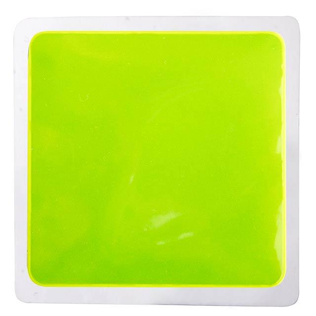 Sqerdid - reflective sticker - multicolor